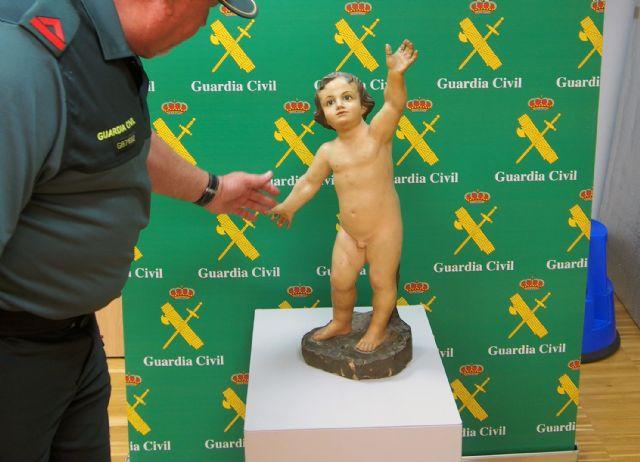 La Guardia Civil recupera cerca de cincuenta mil piezas de valor arqueológico y paleontológico - 5, Foto 5