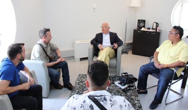 Cs Cartagena atiende las quejas de los peluqueros de Cartagena por la posible competencia desleal en el sector - 1, Foto 1