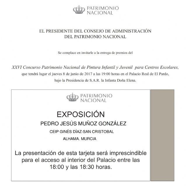 Pedro Jesús Muñoz, seleccionado en los Premios de Patrimonio Nacional - 2, Foto 2