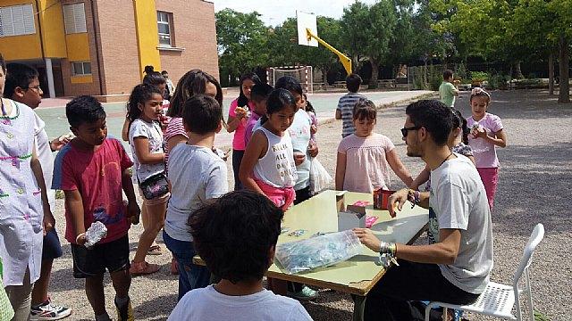 Deitania School turns to AFACMUR, Foto 2