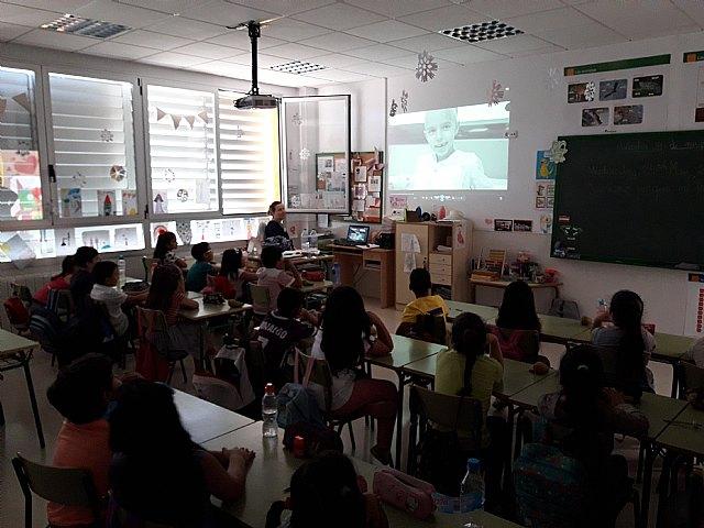 Deitania School turns to AFACMUR, Foto 3