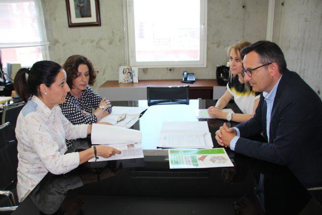 Reunión con la Directora General de Centros - 1, Foto 1