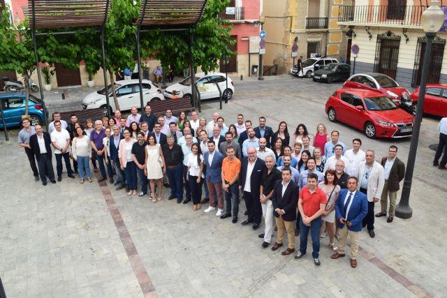 Ciudadanos consolida su estructura local en la Región con la renovación de su presencia en 34 municipios - 1, Foto 1