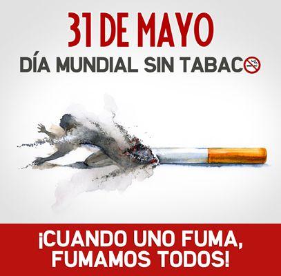 El Ayuntamiento de Totana conmemora el Día Mundial sin Tabaco para concienciar a la población sobre los riesgos de su consumo
