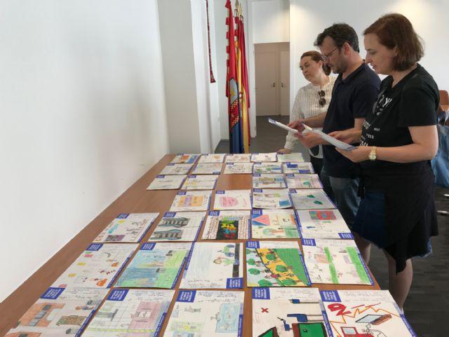 Dibujando y creciendo en Seguridad - Torre Pacheco 2018 - 1, Foto 1