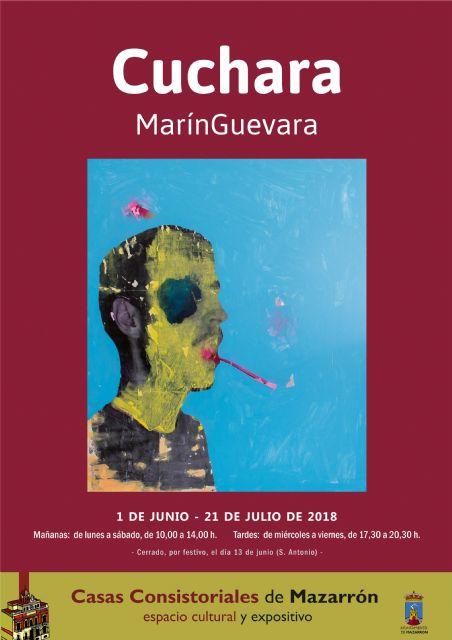 Marín Guevara expone en Casas Consistoriales hasta el 21 de julio - 1, Foto 1