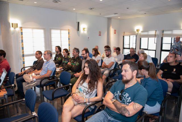 Técnicos medioambientales celebran en Mazarrón una jornada divulgativa sobre la detección y la protección de la tortuga marina - 2, Foto 2