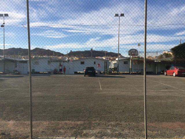 El PSOE pide la retirada de las viviendas prefabricadas que vayan quedando vacías tras la vuelta de los vecinos al barrio de San Fernando - 1, Foto 1