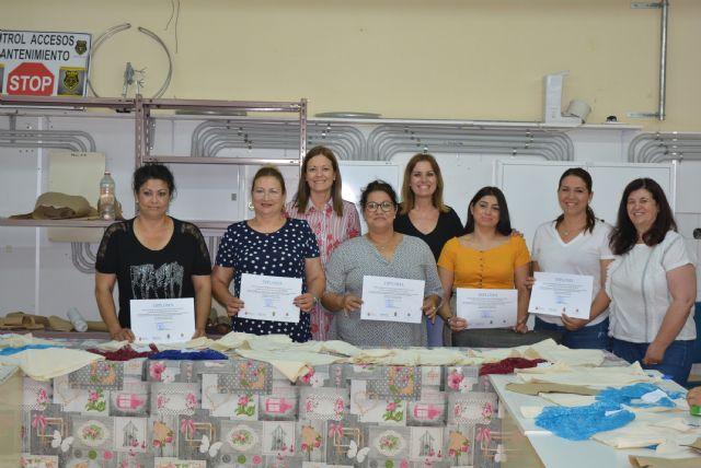 Concluye con éxito el programa de corte y confección dirigido al colectivo de mujeres gitanas - 1, Foto 1