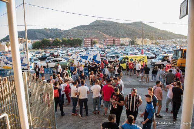 La Policía Local de Cartagena velará por la seguridad vial en los eventos deportivos de este fin de semana - 1, Foto 1
