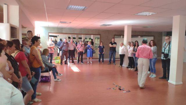 Técnicos de la Concejalía de Bienestar Social de Molina de Segura participan en el Encuentro Regional de Grupos del Programa de Acompañamiento para la Inclusión Social - 1, Foto 1