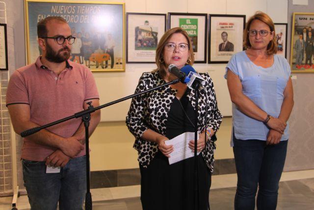 Una exposición repasa los 40 años de democracia local y citas electorales en San Pedro del Pinatar - 2, Foto 2