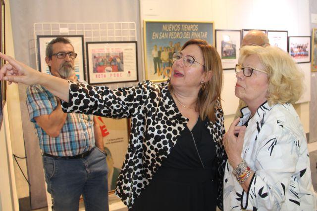 Una exposición repasa los 40 años de democracia local y citas electorales en San Pedro del Pinatar - 3, Foto 3