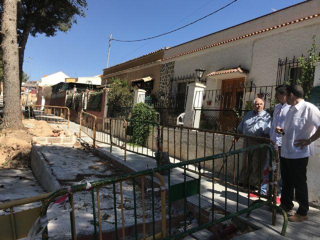 MC: Castejón deja las obras sin acabar y sin financiación - 1, Foto 1
