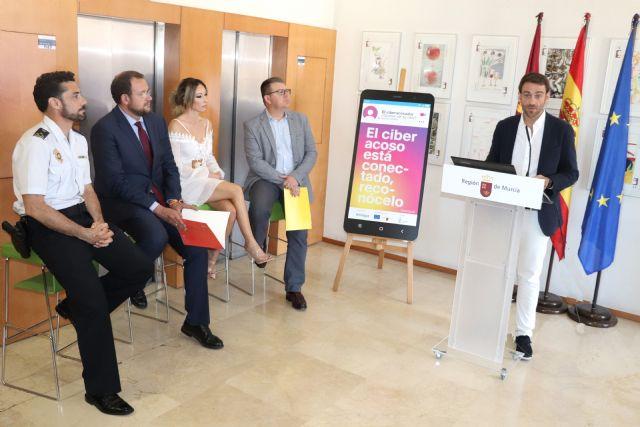 La nueva campaña de prevención del ciberacoso cuenta con la participación de Kika Frutos y Xuso Jones - 2, Foto 2