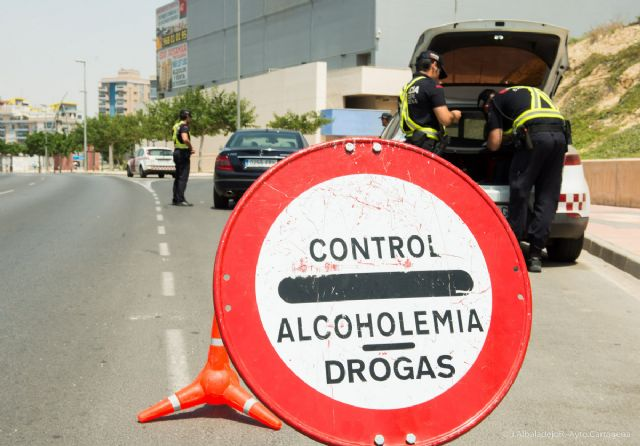 Camapaña especial de tráfico esde el 3 al 9 de junio para detectar alcohol y drogas en los conductores - 1, Foto 1