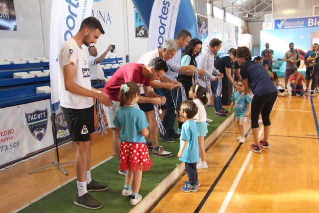 Las escuelas deportivas municipales cierran el curso con una jornada de actividades - 1, Foto 1
