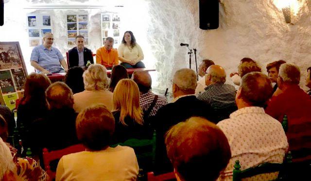 El municipio celebra las I Jornadas Culturales Lorquí Flamenco - 1, Foto 1