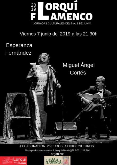El municipio celebra las I Jornadas Culturales Lorquí Flamenco - 4, Foto 4