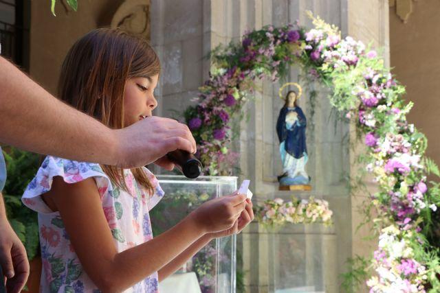 """El """"Recreo con María"""", almuerzo y poemas en el último día del mes de mayo - 2, Foto 2"""