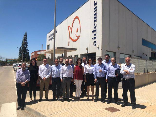 El Comité de Dirección de Hidrogea apoya la labor social de Aidemar - 1, Foto 1