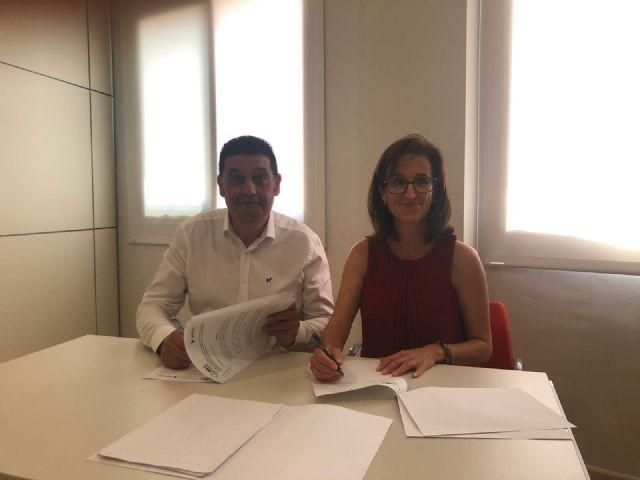 El Comité de Dirección de Hidrogea apoya la labor social de Aidemar - 2, Foto 2
