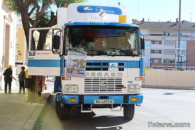 El Ayuntamiento de Totana colabora con el proyecto Camioner@s solidarios contra el cáncer. Ruedas movidas por la solidaridad - 2, Foto 2