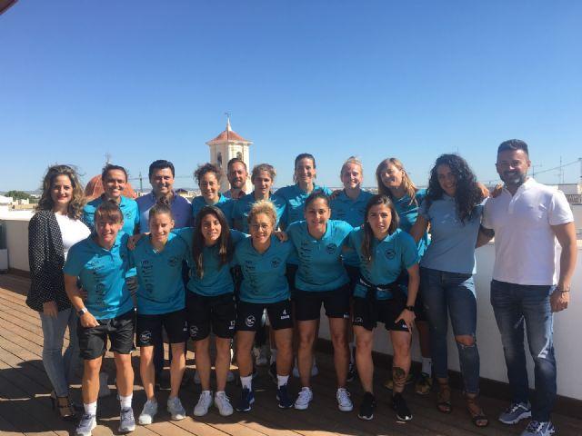 El AIS Playas de San Javier viaja a Portugal para participar en el Womens Euro Winners Cup - 1, Foto 1