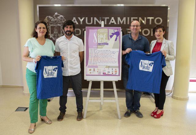 300 actores de 12 centros educativos participarán en el VIII Festival de Teatro del IES Antonio Hellín Costa, Foto 1