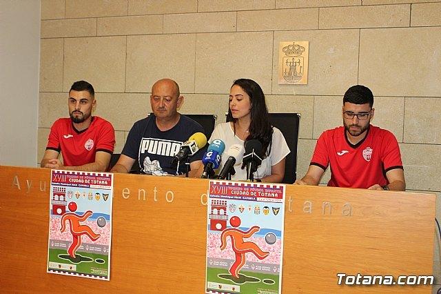 """El XVIII Torneo de Fútbol Infantil """"Ciudad de Totana"""" se disputa este fin de semana en el estadio """"Juan Cayuela"""" con la participación de seis equipos, Foto 2"""
