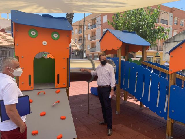 El Plan Sombra cuaja de nuevos entoldados las pedanías murcianas - 2, Foto 2