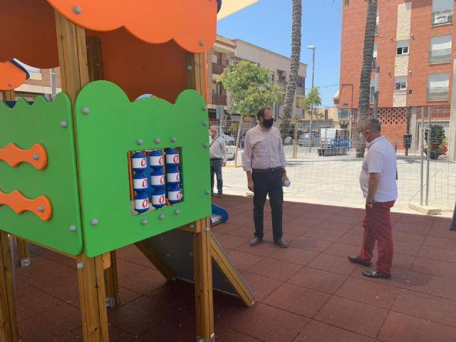 El Plan Sombra cuaja de nuevos entoldados las pedanías murcianas - 3, Foto 3