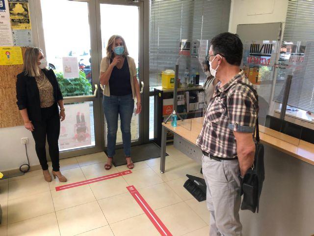 La Red Municipal de Bibliotecas de Murcia ultima los preparativos para la reanudación del servicio presencial - 1, Foto 1