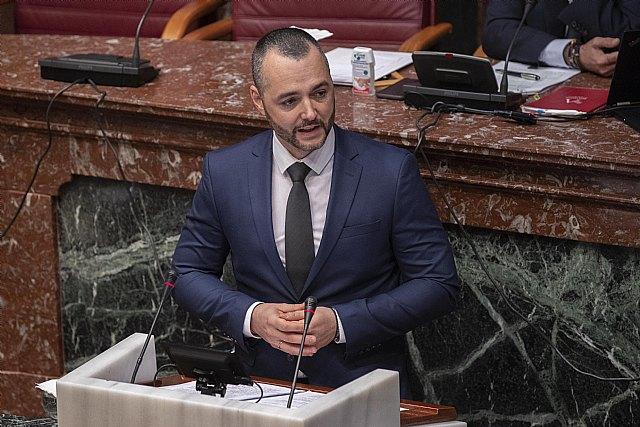 """Juan Antonio Mata : """"López Miras prioriza el acceso a la vivienda en estos momentos de crisis con ayudas directas al alquiler"""" - 1, Foto 1"""