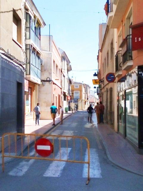 Ganar Totana IU pide responsabilidad y altura de miras al PSOE y PP en el diseño de zonas peatonales en el casco urbano de Totana - 2, Foto 2