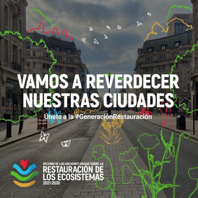 Talleres sobre la bicicleta y plantación de árboles entre las actividades por el medio ambiente en Alcantarilla - 1, Foto 1