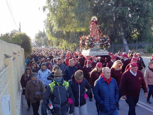 [El 7 de enero y el 10 de diciembre serán las dos festividades locales para el próximo año 2022 en el municipio de Totana