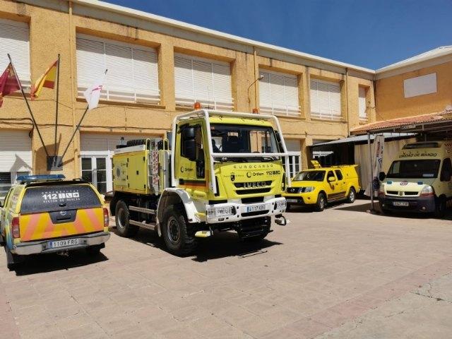 [Acuerdan prorrogar la cesión de dependencias del antiguo Colegio La Cruz como Oficina Lucha contra Incendios Forestales