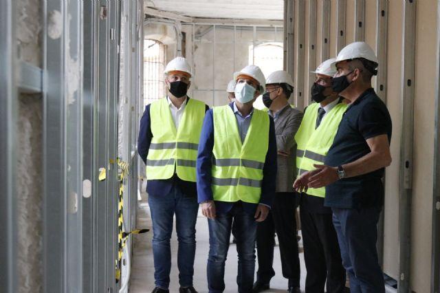El Ayuntamiento de Murcia abre las puertas al futuro con La Cárcel - 3, Foto 3