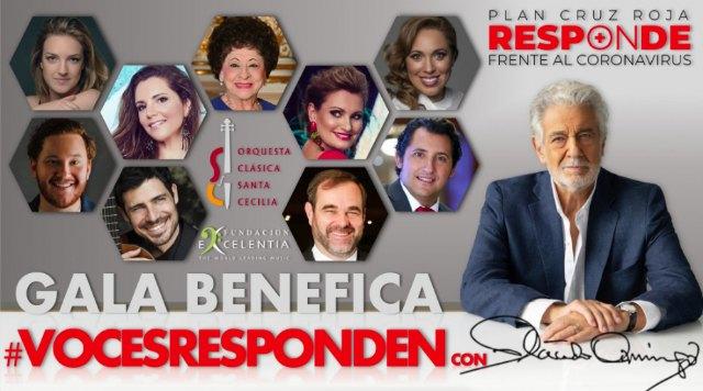 Ainhoa Arteta y Lucero Tena se unen a la gala que protagoniza Plácido Domingo y otros artistas líricos - 1, Foto 1