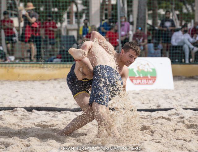 Campeonatos de España de Lucha y Sambo Playa - 1, Foto 1