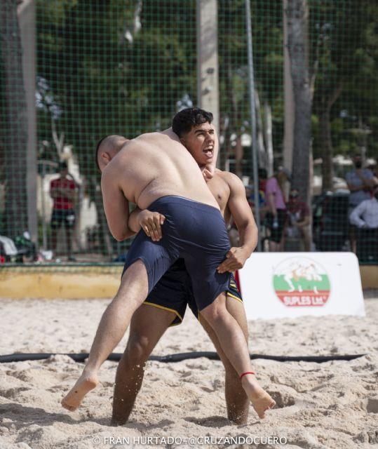 Campeonatos de España de Lucha y Sambo Playa - 2, Foto 2