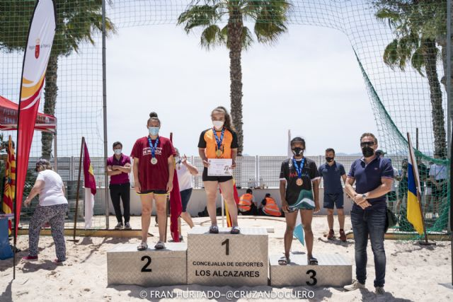 Campeonatos de España de Lucha y Sambo Playa - 3, Foto 3