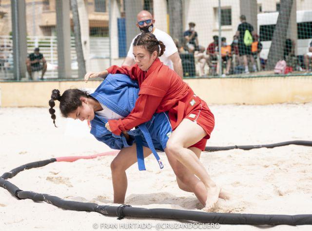 Campeonatos de España de Lucha y Sambo Playa - 5, Foto 5