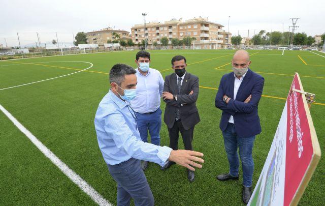 San José de la Vega estrena nuevo campo de fútbol - 1, Foto 1