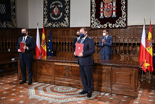 Sánchez apuesta por la consolidación de la relación bilateral entre España y Polonia - 2, Foto 2