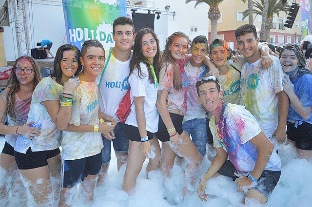 Holi Day Party se estrena a lo grande en San Pedro del Pinatar - 1, Foto 1