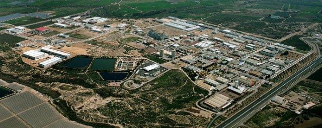 El Parque Industrial Alhama da luz verde a las obras que permitirán la instalación de cuatro nuevas grandes empresas - 1, Foto 1