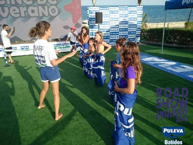 Juegos para disfrutar en familia y cine de verano en la playa de Mazarrón - 1, Foto 1