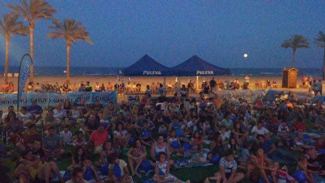 Juegos para disfrutar en familia y cine de verano en la playa de Mazarrón - 3, Foto 3